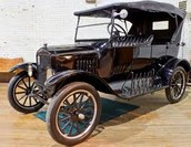 Old Car (Model T)