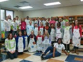 Awesome Aprons & Atomic T-Shirts!