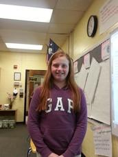Classroom News 101: Kathryn