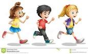 April 12  Running Club  3:00-4:00