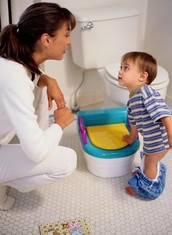 Step by step to master the challenges of training your toddler.