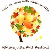 Whitneyville Fall Festival