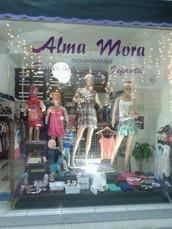 Alma Mora se comunica con vos!
