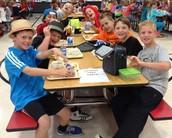 Wacky 4th Graders