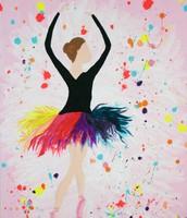 Splatter Ballerina