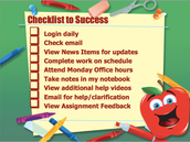 Checklist to Success