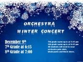 7th & 8th Grade Orchestra