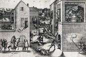 January 1st, 1572 Saint Bartholomews massacre