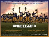 The purpose of the Undefeated documentary