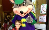 Chuck-E-Cheese Spirit Night and Parents' Networking