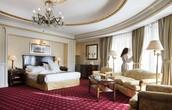 Es la agradable hotel en la ciudad de Madrid