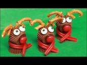 Reese's Rudolphs or just fun reindeer!