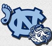 #2: North Carolina- Chapel Hill