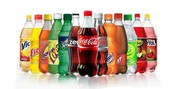Our soft drinks