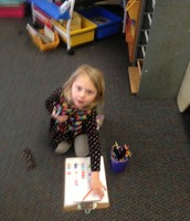 Looking for our 100th day mystery number!