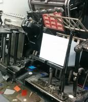 Heidelberg Printing Machine #1