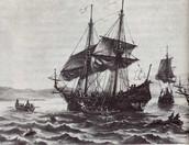 Jacques Cartier's Ship