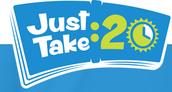 Just Take 20