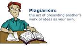 Rule #6: Plagiarism