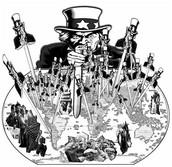 Ubicación temporal y espacial del avance del imperialismo en el mundo ´
