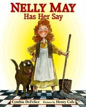 Book of the Week: Nelly May Has Her Say