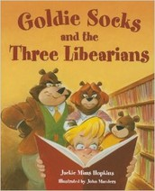 Activity One:  Read Aloud Goldie and Three Libearians