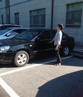 Stealing car