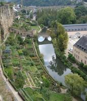 Grund district vegetable garden