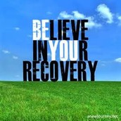 You are the key to your recovery