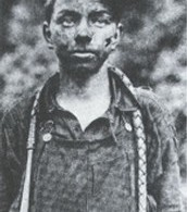Child Mine Worker