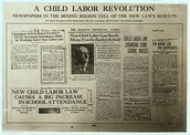 Industrialization (Child Labor Laws)