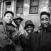 Tupac in Juice (Far Right)