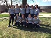 High School JV Team ( All the Freshmen )