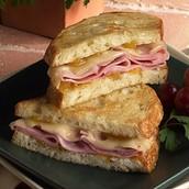 The Turkey, Ham & Cheese Sandwich