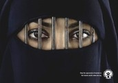The ISHR's view of women in the middle east.
