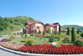 Vile de Lux Grand Hotel Perla Ciucasului