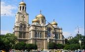 Обзорная экскурсия города Варна