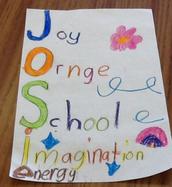 Josie - 2nd grade