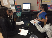 CPH Students Collect Data to Test Their Hypothesis