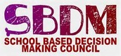 SITE BASED DECISION MAKING COUNCIL