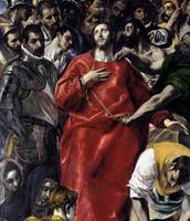 """The Disrobing of Christ"""