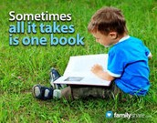 8.  why should your child read 15 min. everyday