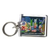 Times Square Key Chain