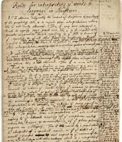 Newtons letter to Hochstetter