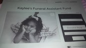 Kaylee's Funeral Fund