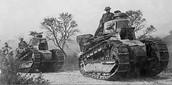 הטנקים במלחמת העולם הראשונה