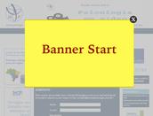 Banner Start