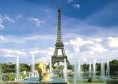 Eiffeltoren.