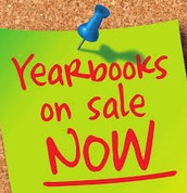 Yearbooks Are On Sale Until February 23rd