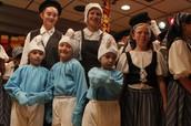 A traditional Belgium celebration